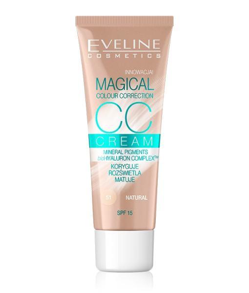 Eveline CC krema Natural 50