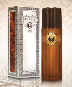 Cuba Gold After Shave