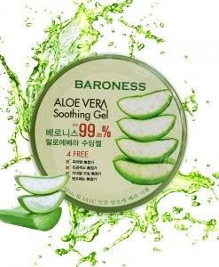 Baroness Aloe Vera gel