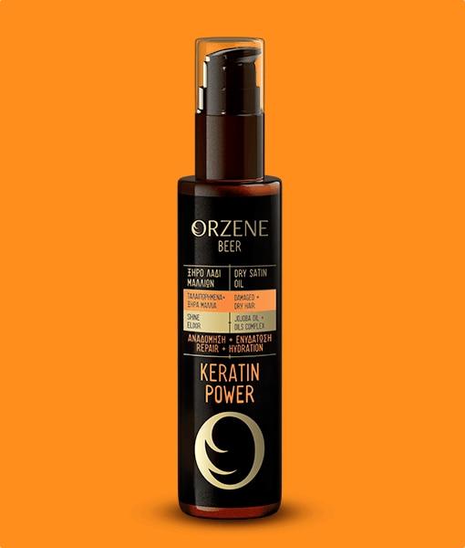 Orzene Keratin Power