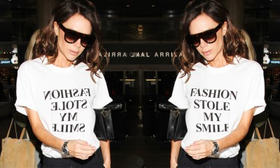 fashion stole my smile tshirt