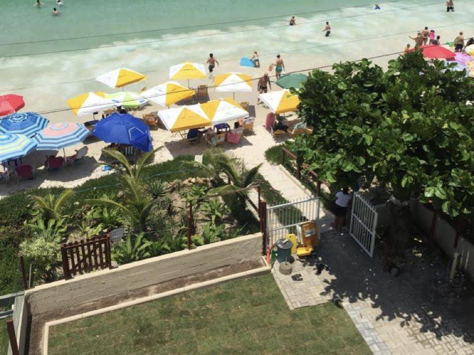 Apartamento Frente Ao Mar De Bombinhas - Vista