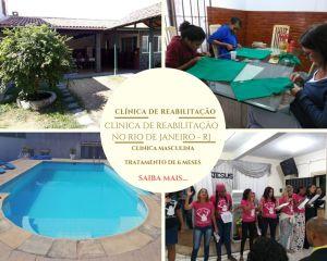 Clínica de reabilitação no Rio de Janeiro