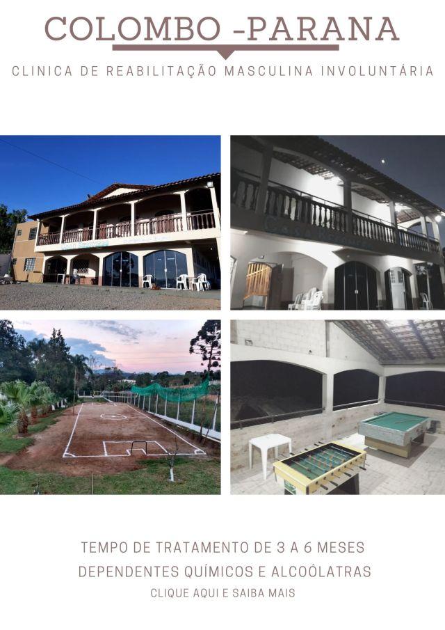 Clinica de recuperação em Colombo Paraná