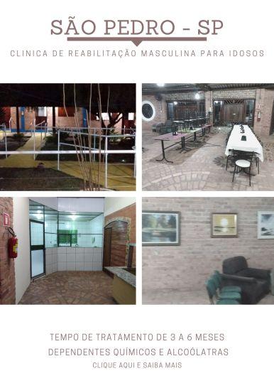 Clinica de recuperação para idosos em São Pedro SP