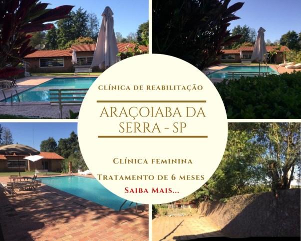 clinica de recuperação em Araçoiaba da Serra feminina