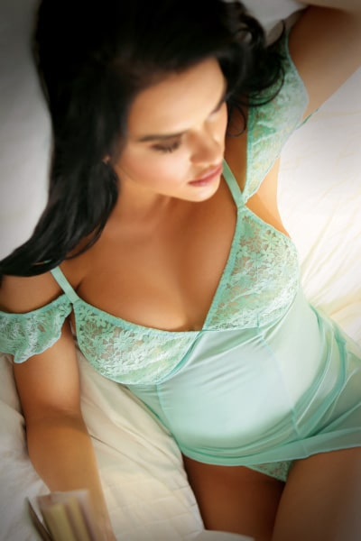 Desire Chemise and Panty - Bella Curves Lingerie