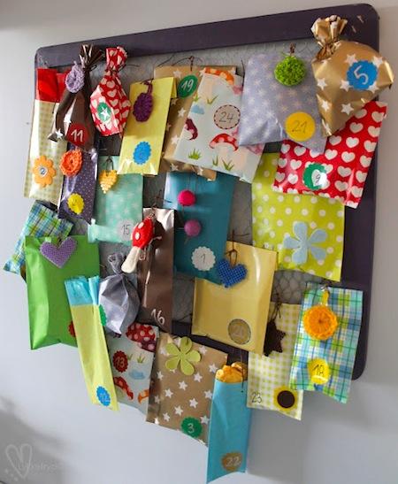24 Creative Homemade Advent Calendars Things To Make