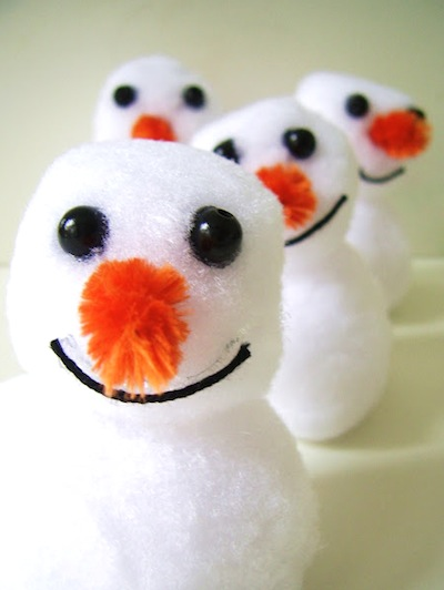 Easy Snowman Craft For Kids Things To Make And Do