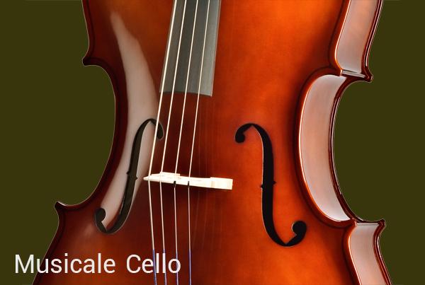 Bellafina Musicale Cello
