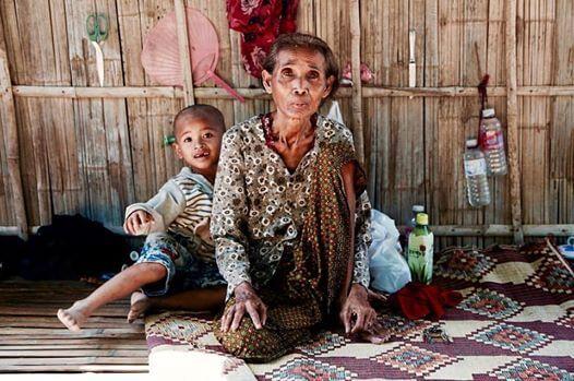 Allie Kambodzsában