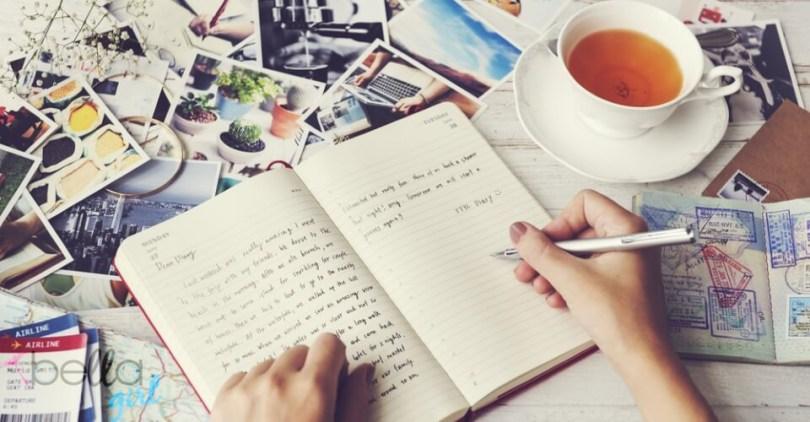 napló, naplóírás