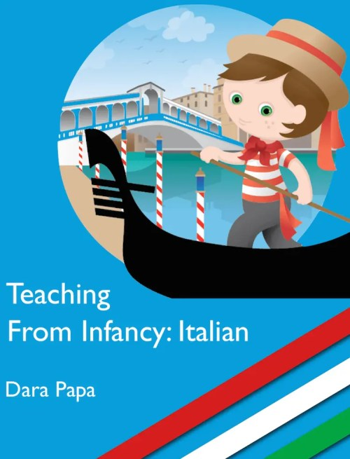 Teach your child English and Italian