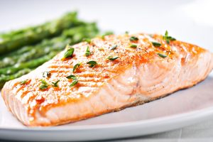Bella Mia Salmon Seafood