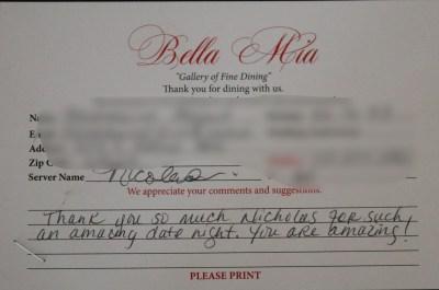 Bella Mia Fine Dining_3985
