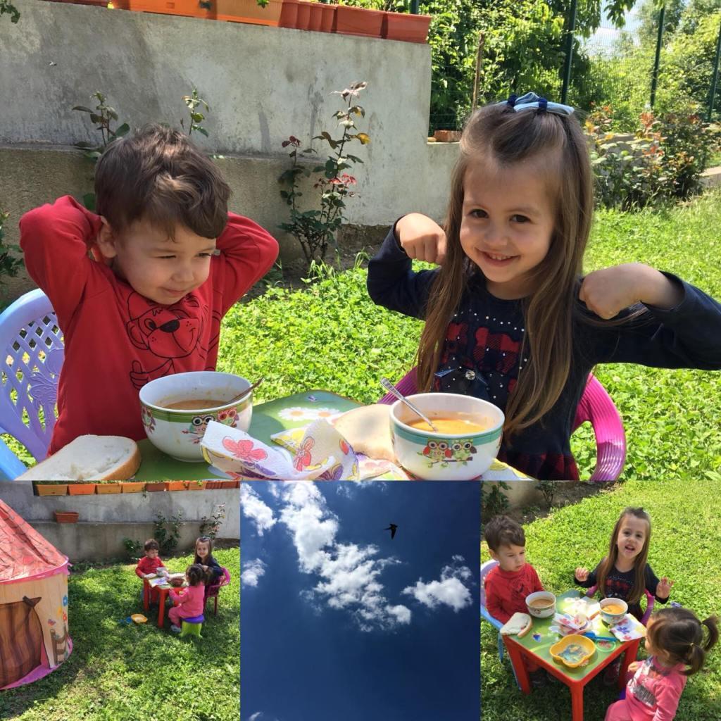 Направете храненето на децата приятно и забавно-bellamie
