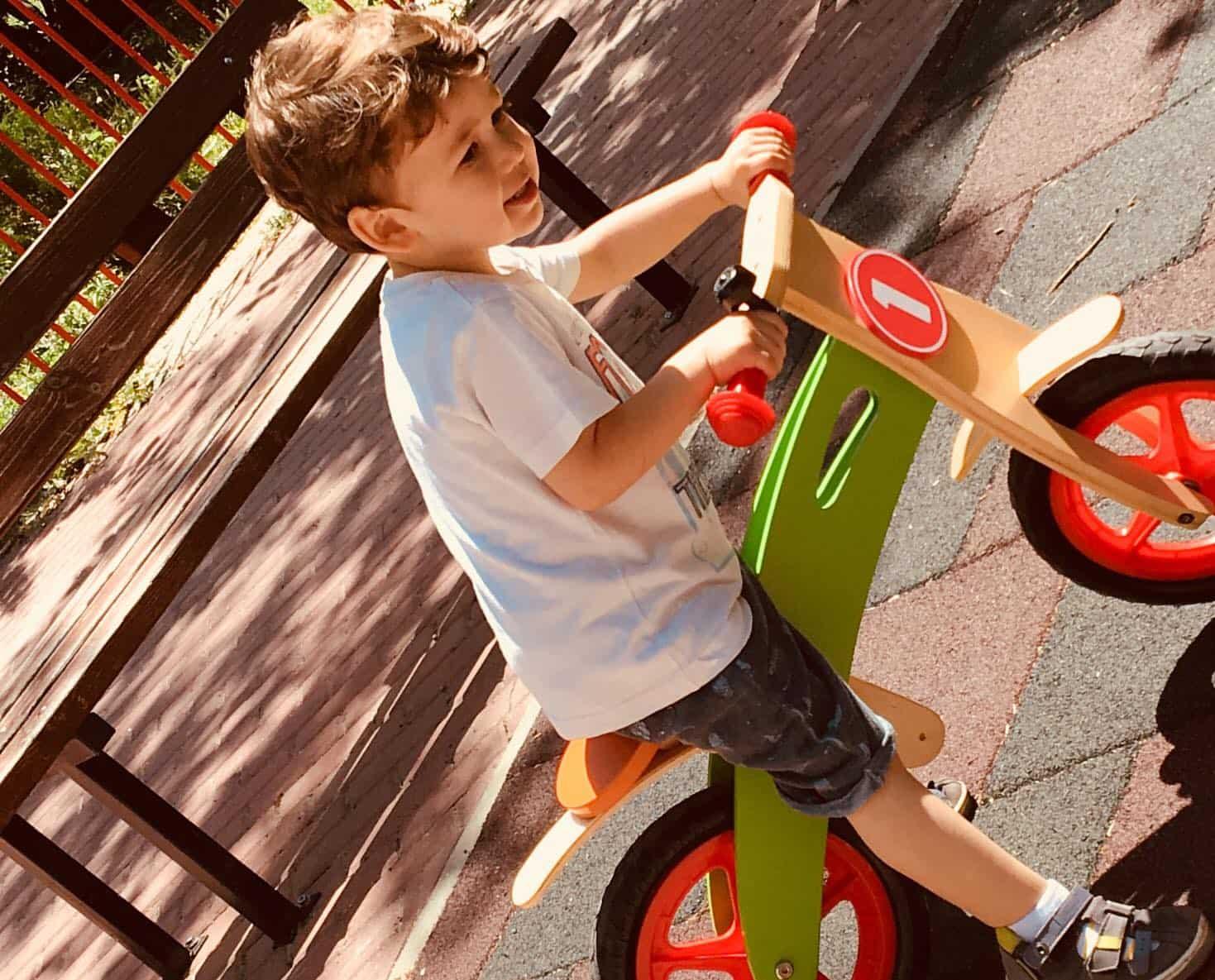Шест причини – защо колелетата за баланс са страхотни за децата !