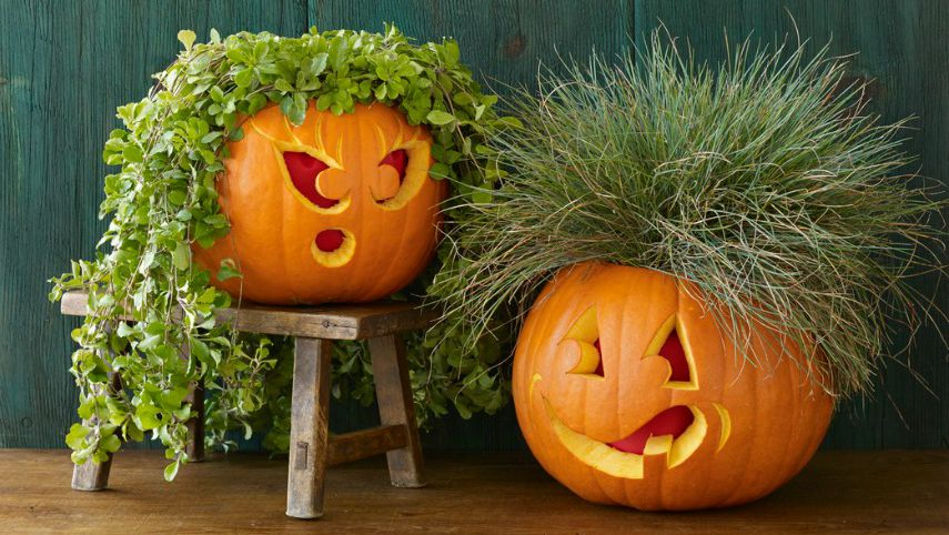 Как да си направим страшен фенер за Хелоуин ?
