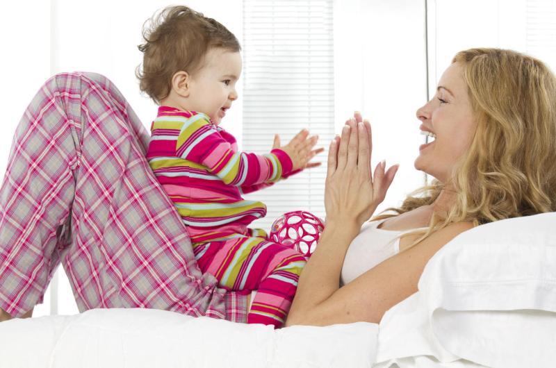 Взаимодействието с вашето дете е важно, защото му дава сигурност и любов-bellamieblog