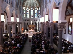 Easter Sunday Basilica of our Lady - Guelp