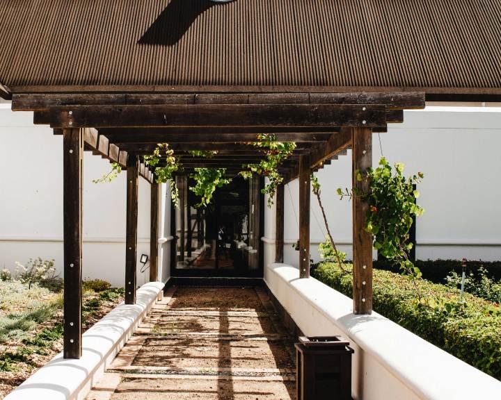 vrede en lust wine estate