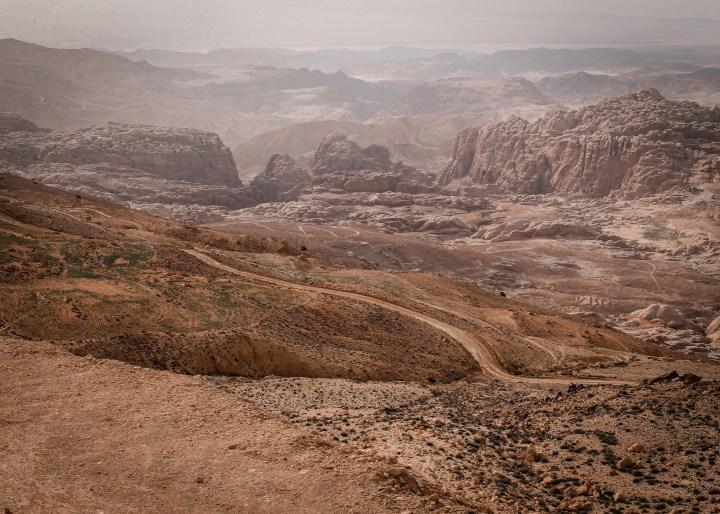 landscape jordan
