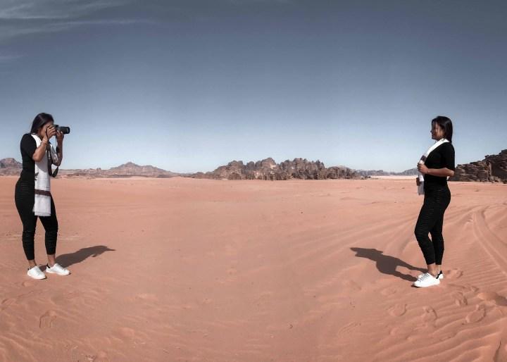 bedouin photo tricks