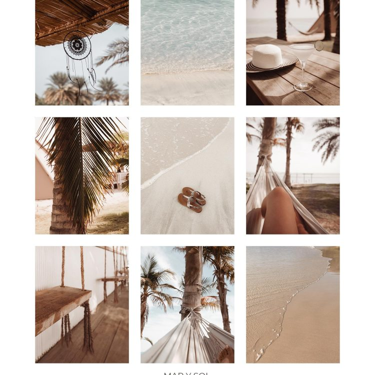 summer beach island