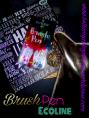 Review: Ecoline Brush Pens -Bruna