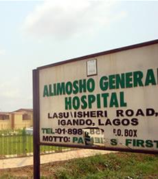Alimosho General Hospital 2 - Alimosho General Hospital  collaborates  with LASU, LSBTS  on blood donation