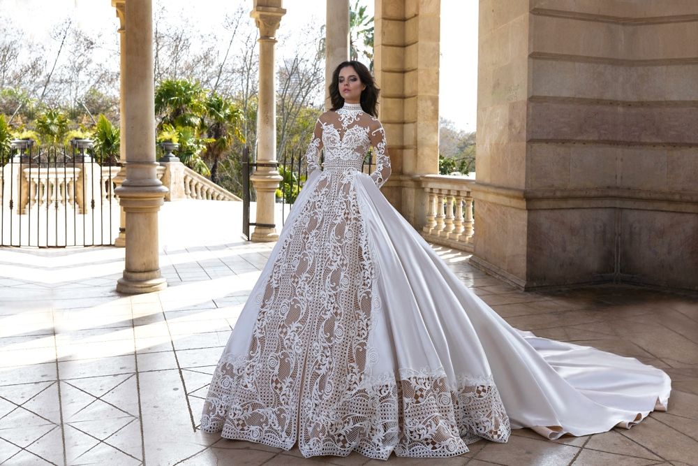 BN Bridal: Crystal Design