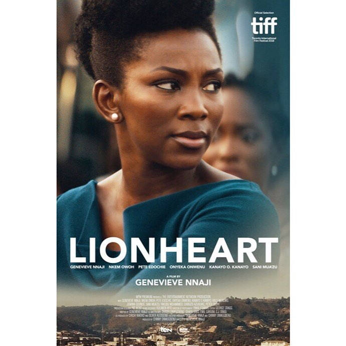 "Lionheart the Movie - Celebrities react to Oscar disqualification of Genevieve Nnaji's ""Lionheart"""