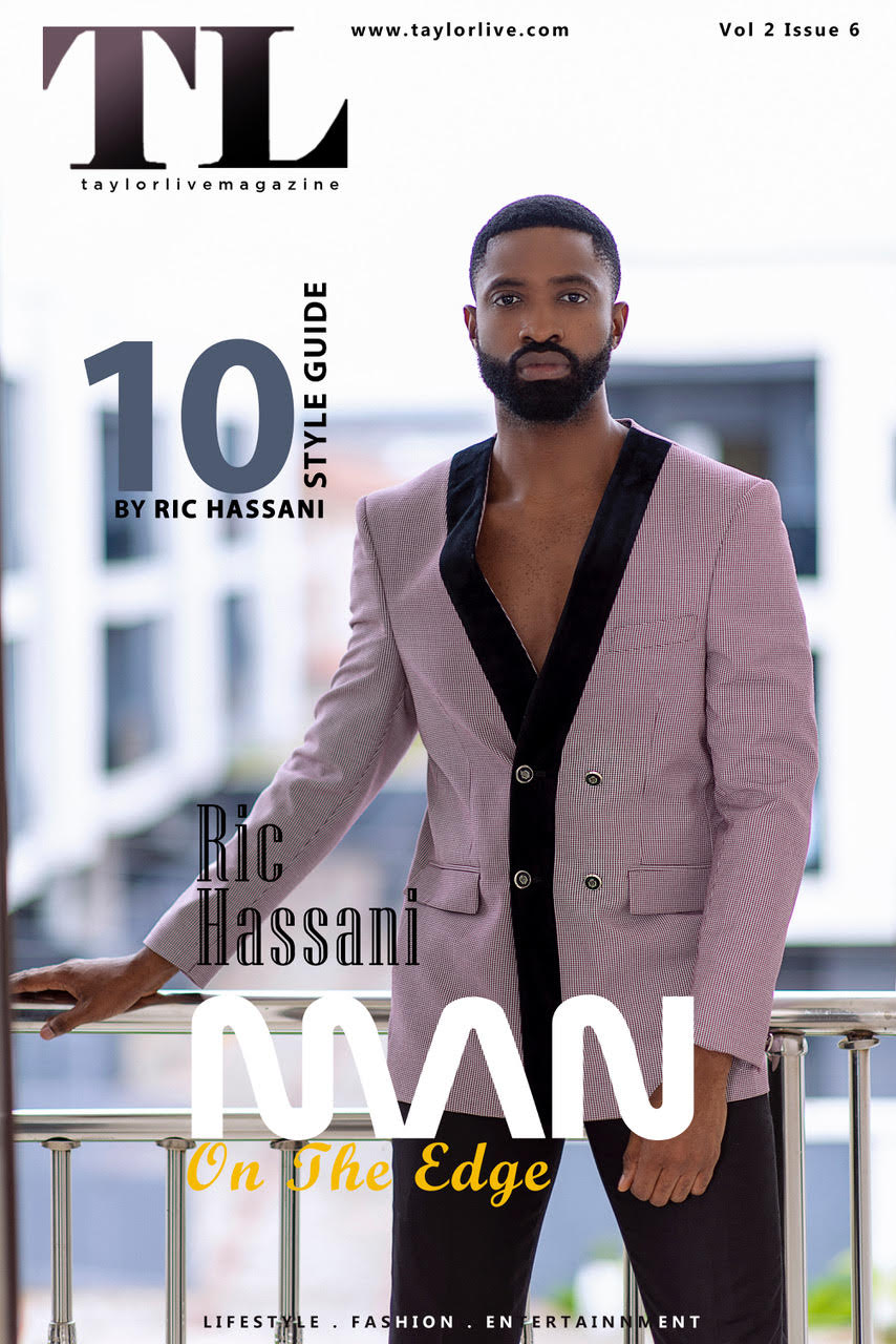 Ris Hassani - Man Enough Play : Nollywood uses stage play to create awareness on challenges men face