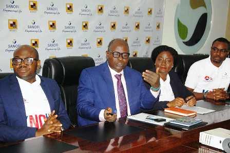 WTD 2 - Thrombosis: Sanofi raises awareness on condition, urges Nigerians to know risks