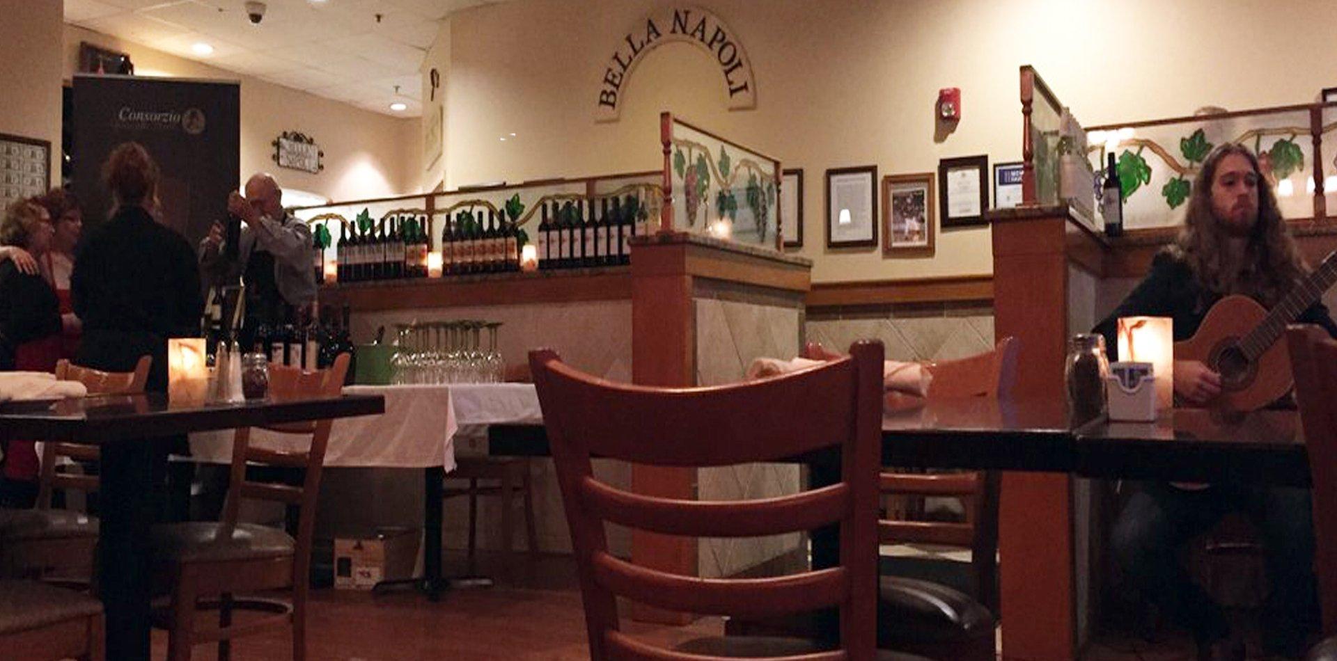 Best Italian Restaurant In Anne Arundel County