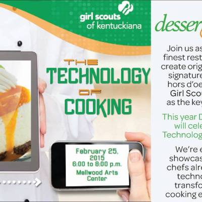 Sweets for the Sweet: Girl Scouts of Kentuckiana – Desserts First 2015