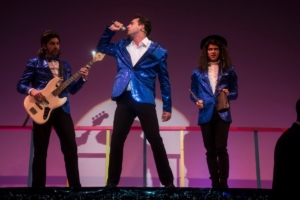"Acting Against Cancer presents ""The Wedding Singer"""