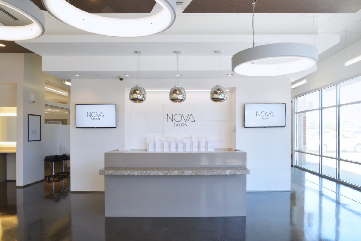 SNEAK PEEK: NOVA Salon St. Matthews