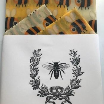 Starter Packs - Beeswax Wraps