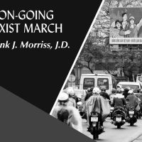THE ON-GOING MARXIST MARCH
