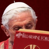 KABOOM! The Literary Finale of Pope Benedict XVI was not his abdication.