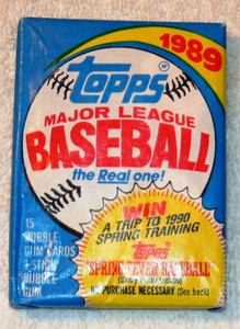Baseball Cards Without Bubble Gum 20 Years On The