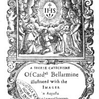 Bellarmine's Short Catechism