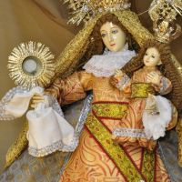 Our Lady of the Blessed Sacrament, Bellarmine, and Fatima