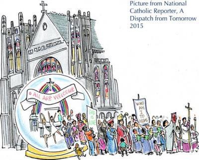 Image from National Catholic Reporter
