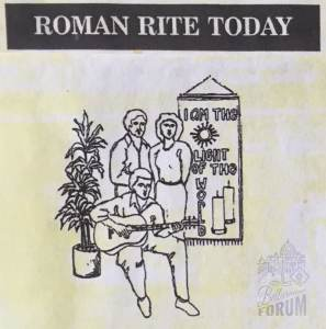roman rite today
