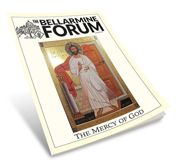 Bellarmine Cover June 2016 The Mercy of God