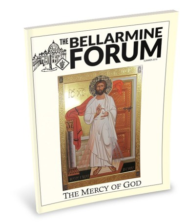 The first issue of the 2016 Magazine volume. The Mercy of God.