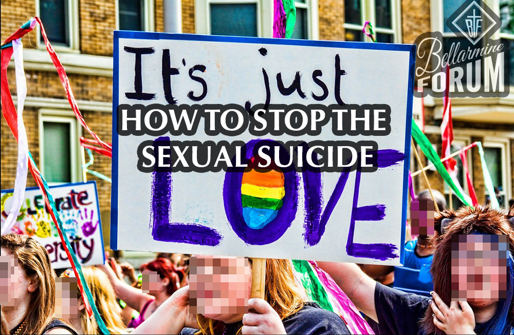Father Hardon:  How to Stop the Sexual Suicide