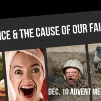 Day 14 (Dec 10) Rejoice & The Cause of our Failure (Advent Meditation)